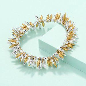 NWT Stella & Dot - Renegade Stretch Bracelet